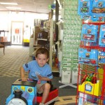 Daycare visit's the Hobby Shop (1)