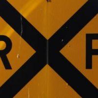Railroad Signs