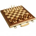 16 inch folding chess set Item#3