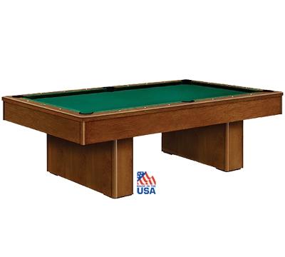 MPL75 U2013 7u2032 Pro League Pool Table