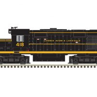 Broadway Limited – 5739 PRR K4s 4-6-2, #3880, Post-war