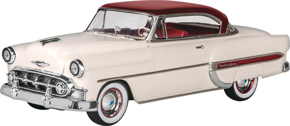 Monogram 1/24 '53 Chevy® Bel Air® 3n1 Plastic Model Kit