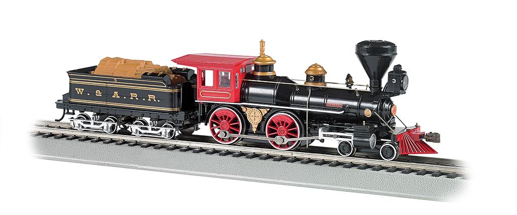 Mpc The General 4 4 0 Wood Burning Steam Locomotive Model Kit